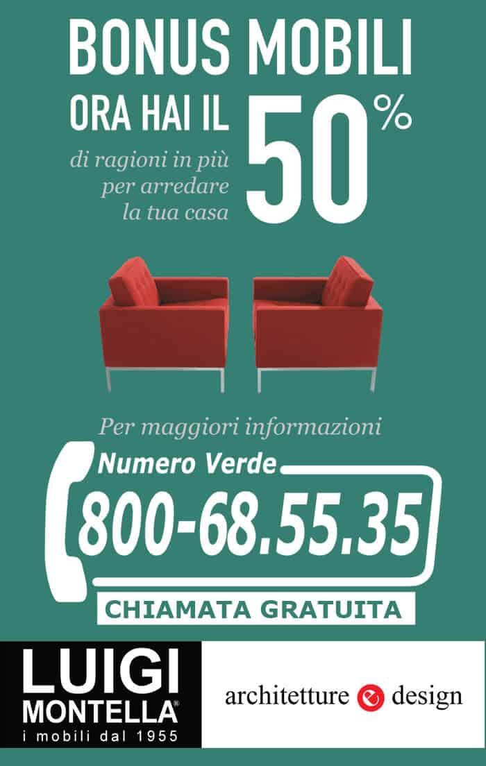 Bonus mobili e arredi 2019 luigi montella i mobili dal for Agenzia entrate bonus arredi