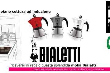 Moka Bialetti induzione