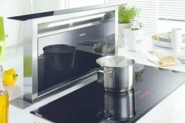 cappa miele downdraft