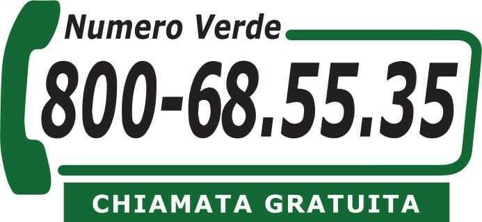 Numero Verde chiamata gratuita