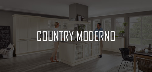 Cucine Country Moderno